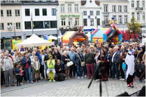Afrikaanse viering @ kerk Goddelijk Kind Jezus   Turnhout   Vlaanderen   België
