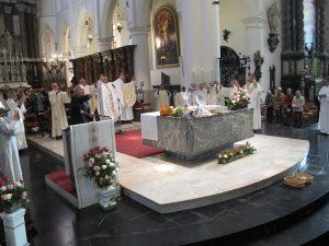Afrikaanse viering @ kerk Goddelijk Kind Jezus | Turnhout | Vlaanderen | België