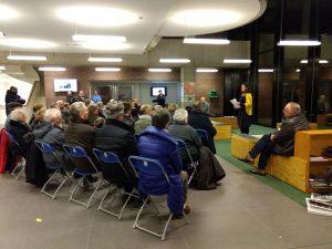 Teamvergadering PE @ Turnhout   Vlaanderen   België